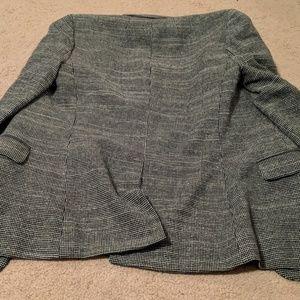 Madewell Jackets & Coats - Madewell Runningstitch Blazer in Black